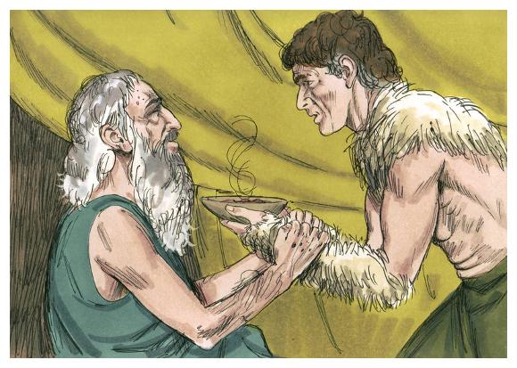 Post #6: Jacob and Esau (The Thread) – Iglesia Bautista Doral